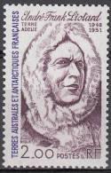 TAAF 1985 Yvert 111 Neuf ** Cote (2015) 1.30 Euro André-Franck Liotard - Terres Australes Et Antarctiques Françaises (TAAF)
