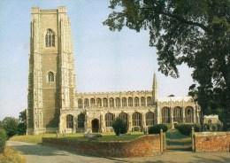 Postcard - Lavenham St. Peter & St. Paul�s Church, Suffolk. C8890X