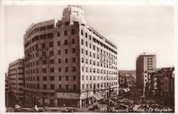 Libanon Lebanon Liban Beirut Capitol Hotel 1955