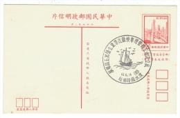 Chine / Entier Postal - 1949 - ... People's Republic
