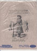 OLD West  - Replique Exacte En Papier Parchemin - Miss Annie Oakley -  Collègue De Buffalo Bill Pour Le Wild West - Historische Documenten