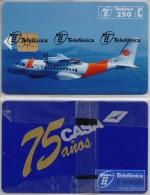SPAIN PHONECARD AIRPLANE-P329-6000pcs -4/98-MINT/SEALED - Avions