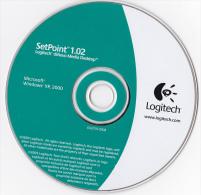 """CD INSTALLATION """"SETPOINT 1.02"""" - CD"""