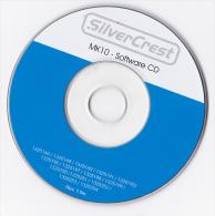 "CD INSTALLATION ""MK10-software CD"" SILVERCREST - CD"
