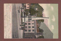 Ticino - BELLINZONA - Monument De L'Indépencence - 1906 - TI Ticino