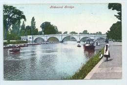 Richmond Bridge - Surrey