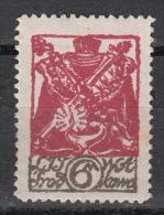 LITHUANIA � Polish occupation N� 15 * MH � 1920 � armoiries