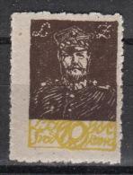 LITHUANIA � Polish occupation N� 16 * MH � 1920 � general ZELIGOWSKI