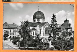 PBW-22  Chaux-de-Fonds  La Synagogue.  Non Circulé - NE Neuenburg
