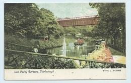 Scarborough - The Valley Gardens - England