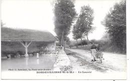 HONDEVILLIERS - Le Lavoir - Lavandières - BRINDELET - France