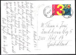 Norwegen 1987 Mi-Nr.961  Karte  ( D 3441 ) - Briefe U. Dokumente