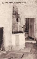 Vieux Château D'ECAUSSINES-LALAING - Le Puits à L'intérieur Du Château - Ecaussinnes