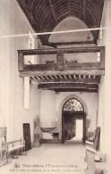 Vieux Château D´ECAUSSINES-LALAING - Jubé Et Voûte En Charpente De La Chapelle (fin XVé Siècle) - Ecaussinnes