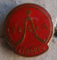 Nikola TESLA Company Czechoslovakia Electronic Industry Liberec Pin Badge - Merken