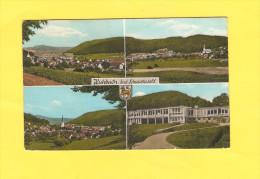 Postcard - Germany, Kuhbach    (21562) - Vari