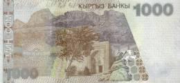 KYRGYZSTAN P. 18 1000 S 2000 UNC - Kirghizistan