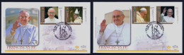 """2013 VATICANO """"FRANCISCUS PP.- ARGENTINA"""" FDC (POSTE VATICANE) - FDC"""