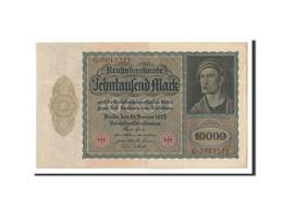 Germany, 10,000 Mark, 1922, KM:71, 1922-01-19, SUP, G.9013371 - [ 3] 1918-1933: Weimarrepubliek