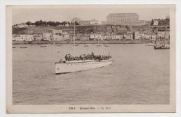 50 MANCHE - GRANVILLE Le Port, Vedette Pour CHAUSEY - Granville