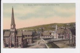 Carbonear - Church, Convent & Schools. - Newfoundland And Labrador