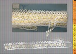 DENTELLE ANCIENNE (voir Explications Sur Les Longueurs) Scrapbooking Mode Mercerie Vêtement Femme - Laces & Cloth