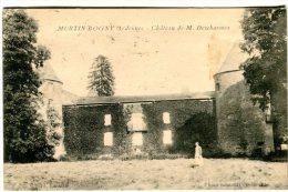 08 MURTIN-BOGNY Château De M.Descharmes - Otros Municipios