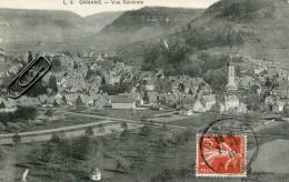 ORNANS -25- VUE GENERALE - France