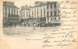 CPA Nantes-Place Royale    L2011 - Nantes