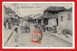 AMERIQUE 6 ANTILLES - JAMAICA - Street Kingston - Jamaïque