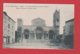 Gilles   /  Eglise - France
