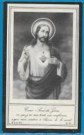 Souvenir Pieux De Marie Bols - Sur-les-Bois-Saint Georges - 1867 - 1932 - Images Religieuses