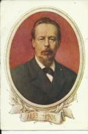 QSL CARD   --  RUSSIA  --  A. S. POPOV  --   THE GREAT RUSSIAN SCIENTIST - QSL-Karten
