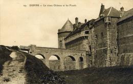 DIEPPE - SEINE-MARITIME -  (76)  -  5 CPA. - Dieppe