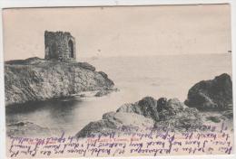 CARTE POSTALE - ELIE - The Lady's Tower - Postée 07.1904 - Voyagée - Pour La Suisse - Fife
