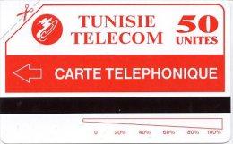 @+ Tunisie - Télécarte Urmet Tunisie Telecom - 50U Videotex - Neuve - Tunisie