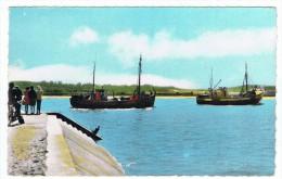 Etaples-sur-mer      Le Départ Pour La Pêche  1966 - Etaples