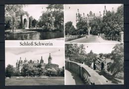 (D038) AK Schlo� Schwerin - Mehrbildkarte