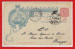 PORTUGAL -- Hespanha - 1498 - 1898 - Para - Portugal