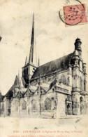 Dépt 10 - LES RICEYS - L'Église De Ricey-Bas, Le Portail - (Phototypie Rep Et Filliette) - Les Riceys