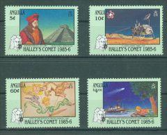 Anguilla - 1986 Halley's Comet MNH__(TH-6906) - Anguilla (1968-...)