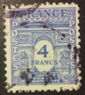 FRANCIA 1944 - 627 - Oblitérés