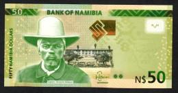 NAMIBIA  : 50  Dollars  - 2012 - UNC - Namibia