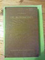 De Automobiel, 1950, G.F. Steinbuch,De Elektrisch Uitrusting, V Autobestuurders, Monteurs, Reparateurs,technici,deel III - Oud