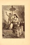 Poesia LA REPUBBLICA Di GIUSEPPE GIUSTI Con 1 FOTOINCISIONE ORIGINALE 1848 - OTTIMO STATO - Libri, Riviste, Fumetti