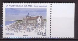 France 2011 - Neuf - Y & T -  N° 4562 - Varengeville-sur-Mer - Ongebruikt