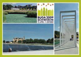 1 AK Germany * BUGA 2009 in Schwerin - Schloss und Garten des 21. Jahrhunderts *