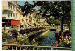 Heilklimatischer Kurort, HerrenalbVerlag: Gebr. Metz, Tübingen, –  Postkarte Unbenutzte Karte,Maße:15 X 10,5 CmErh - Herrenberg