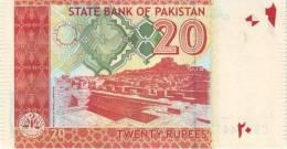 PAKISTAN P. 55a 20 R 2007 UNC - Pakistan