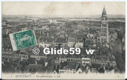 DUNKERQUE - Vue Panoramique - N° 1 - Dunkerque